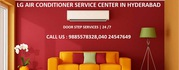 LG AIR CONDITIONER SERVICE CENTER IN HYDERABAD | REPAIRS AND SERVICES