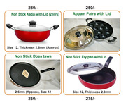 NON-STICK KITCHEN ITEMS
