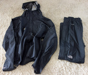 Rain Court Jacket and pair Also