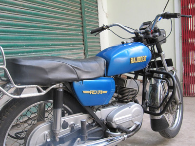 RD175 RAJDOOT FOR SALE     - Motorcycles for sale, used motorcycles