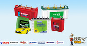 Buy Batteries - Automotive Batteries Online in India at Lowest Price -