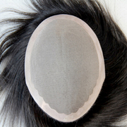 Hair Replacement Hair Clip System.