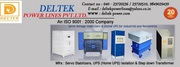 Servo Voltage Stabilizers manufactures & suppliers in Hyderabad-DELTEK