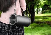 BARREL SHAPE BLUETOOTH SPEAKER