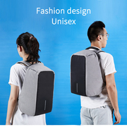 WE ARE PROVIDING ANTI THEFT BACKPACK