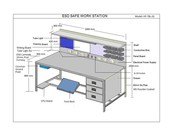 ESD work station manufacturers and suppliers in India