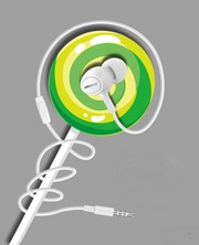 Buy Mycross Wemake Candy Series 3.5mm Headphone - White