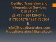 Technical Japanese Translation and Translator in Vijayawada