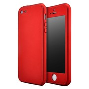 Buy 360 Degree Protective Cover for Apple 5 5S Se Red