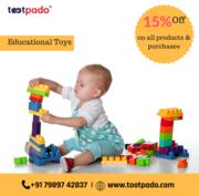 Best Online educational & brain development toys for kids