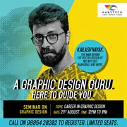 Join Hamstech's Free Seminar To Learn Graphic Design