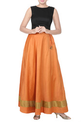 Designer Skirts For Women In Array Of Prints. Buy Now From Thehlabel.