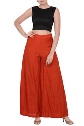 Designer Pants For Women In Beige. Buy Today From Thehlabel.Com!