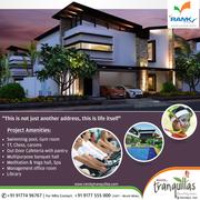 Villas at Kismatpur, Hyderabad with Highend Facilities-Ramkytranquillas