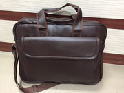 WE ARE PROVIDING LEATHERETTE LAPTOP BAG