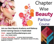 Best Makeup Academy Courses in Hyderabad - First Foundation Pro