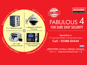 Make high Security for your home,  Office and Go down with our products