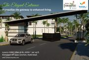 Villas at Kismatpur for Sale with Best Facilities-Ramkytranquillas