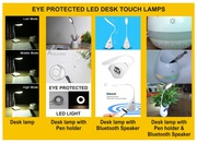 EYE PROTECTED LED DESK TOUCH LAMPS