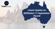 Latest Update on SkillSelect 11 September Round