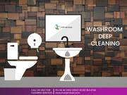Best Washroom Cleaning Services in Hyderabad | MW  services