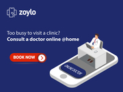 Seek Doctor Consultation Online anytime on Zoylo