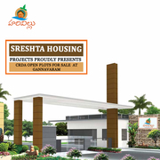 Plots for sale near medha towers -Harivillu Ganavaram
