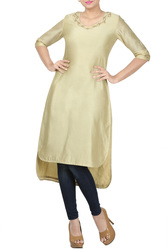 Latest Designer Kurtis In Simple Cuts. Buy Now From Thehlabel.Com!