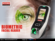 Bio metric Attendance Time Recorder with Facial Reader