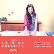 Learn Garment Creation In Video Classes. Enrol In Hamstech Online