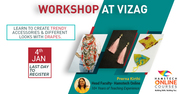 Join Fashion Designing Workshop In Vizag At Hamstech Online courses