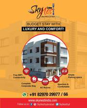 Service Apartments for Rent in Hyderabad Gachibowli