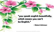 Spoken English training in SR Nagar