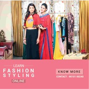 Enrol In Styling Course Online From Home & Get Certified