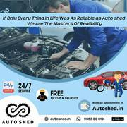 Automobile Repair Service Centers in Hitech City,  Hyderabad - Autoshed