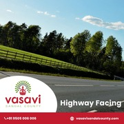 Vasavi sandal county Sandalwood plantation Plots in Narketpally