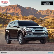 Own The ISUZU MU-X from Authorized Mahavir ISUZU Dealer