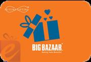 Buy BIG BAZAAR Gift Cards|  BIG BAZAAR Gift Vouchers Online