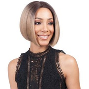 BOBBI BOSS SYNTHETIC HAIR LACE FRONT WIG MLF126 SWISS LACE LYNA