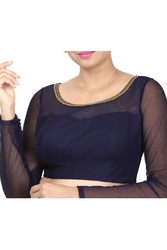 Thehlabel Brings To A You A Wide Range Of Saree Blouses Now