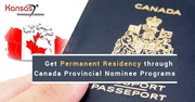 Get Permanent Residency through Canada Provincial Nominee Programs