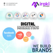 Miraki technolgies | web designing | web development | logo design |
