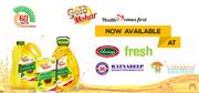 Gold Mohar Rice Bran Oil from Agarwal Industries Pvt. Ltd