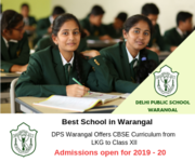 Best CBSE residential School in Warangal | Delhi Public School Waranga