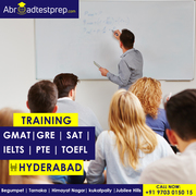 GRE,  GMAT,  IELTS,  TOEFL,  PTE,  and SAT Training Classes