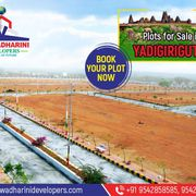 Plots for Sale in Yadagirigutta