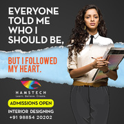 Study Best Creative Courses In Hyderabad With Hamstech!