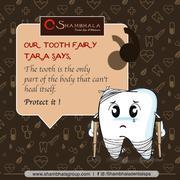 Shambhala Dental Clinic the best multi specialty dental