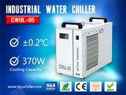 Small Portable Chiller for UV Laser Marking Machine