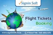 Flight Ticket Booking | Signin Soft
